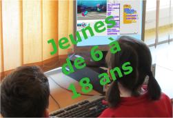 Ateliers numériques pour enfants et adolescents