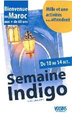 Semaine Indigo